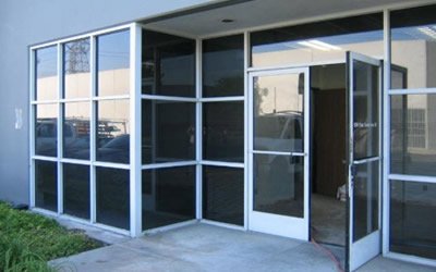Glass Mirrors Storefronts Shower Doors Skylights